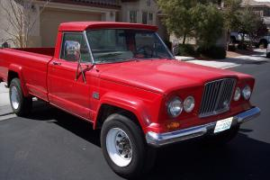 1969 Jeep Kaiser J3000 Gladiator, V8, 4x4, P/S, P/B, A/C, Runs Great!! CHEAP!!