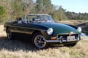 1974 MG B - Immaculate Convertible!  Great Maintenance Photo