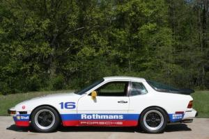 1986 Rothmans Cup 944--one of 31 built!