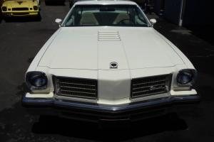1975 Oldsmobile Cutlass HURST/OLDS W-25 Coupe