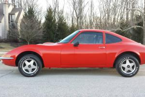 "1972 Opel Gt ""corvette look alike"""