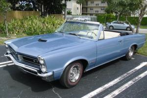 1965 PONTIAC GTO CONVERTIBLE TRIBUTE Photo