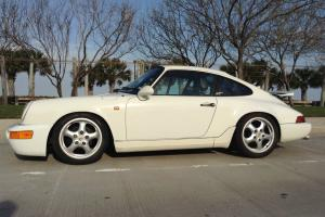 1981 SC Grey Market Porsche with Carrera conversion