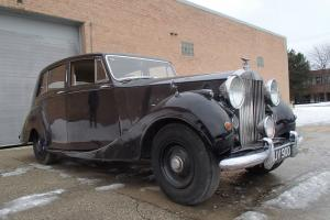 ROLLS ROYCE 1952 HOPPER BODIED SILVER WRAITH FROM HAWAII Photo