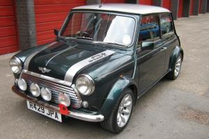 Palmers Classic Rover Mini Cooper 1.3i BRG  Photo
