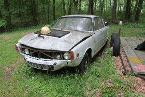 Rover 3500s P6 Parts Car With Extra body parts