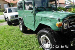 up for sale my 1976 toyota fj40 in superb conditions with pwr steering pwr brake