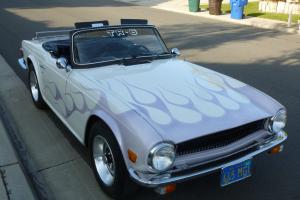 1974 1/2 Triumph Tr6 Photo