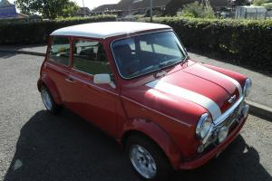 CLASSIC MINI MAYFAIR 1.L WITH COOPER PAINT JOB MAY SWAP P/X BIKE JET SKI VAN  Photo