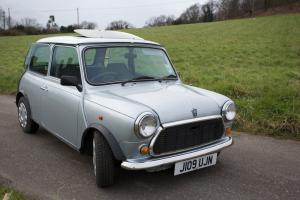 1991 Rover MINI MAYFAIR AUTOMATIC 998cc low mileage 42000 miles
