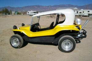 1964 VW Dune Buggy manx style Street Legal,Duel carb,New clutch No Reserve B S