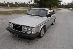 Volvo 242 240 Turbo GLT 2 door 2.3l manual trans,