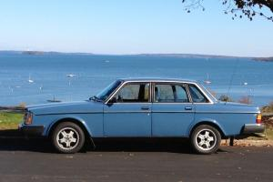 Volvo 240 Turbo with Police and Taxi Package
