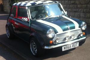 1996 ROVER MINI MAYFAIR AUTO GREEN NOT COOPER ONLY DONE 37K