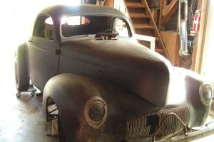 1941 Willys Coupe Americar Complete Runs Barn FInd Survivor Car 1 of 20 Left.!!!