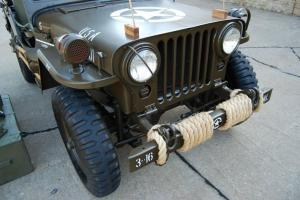 1952 Willys M38 Military Patrol Jeep