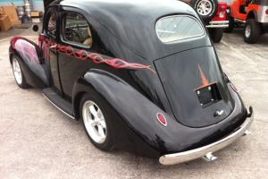 1938 willys 2 door sedan rare street rod built right classic muscle