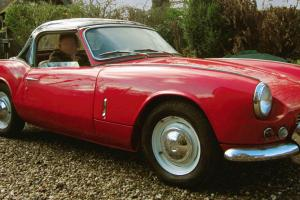 Triumph Spitfire mkII newly professionally restored, unused since restoration
