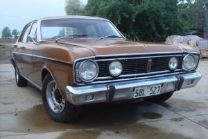 Ford Falcon GT 1968 4D Sedan 4 SP Manual 4 9L Carb
