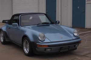 1977 Porsche 911s widebody conversion original 2.7s engine and transmission