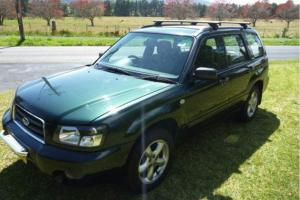 Subaru Forester X 2004 Model in Nowra, NSW