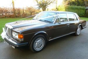 1984 Bentley Mulsanne Turbo, Taxed & Mot`d