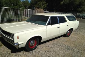 1969 AMC REBEL SST WAGON>>V8>>AC>>EXTREMELY RARE>>NO RUST