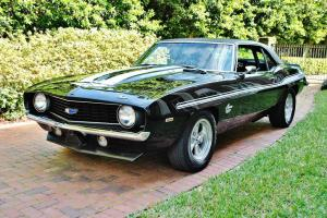 Simply incredable 1969 Chevrolet Camero Yenko Tribute 427 500 h/p magnificent.