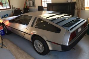 Original 1981 Delorean