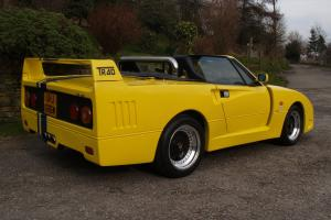 kit car ferarri f40 v8 built on triumph tr7 convertible classic