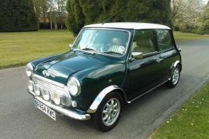Rover Mini 1.3i automatic 1997 - high spec, great condition  Photo