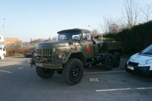1967 ZIL 131 6x6 RUSSIAN MILITARY TANKER. EXCEPTIONAL SHOW CONDITION. 47 yr OLD.
