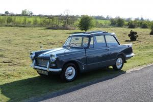 STUNNING 1964 , TRIUMPH HERALD 12/50 ONE OWNER, 48000 MILES GREY  Photo