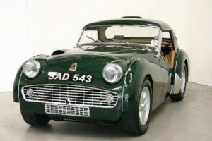 1956 Triumph TR3 - Uprated for Classic Rallies - Last Owner 49 Years