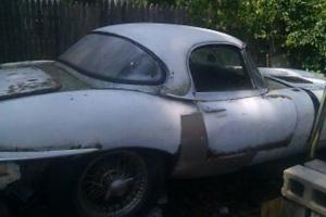 Jaguar E type 1964 roadster 3.8L project!!