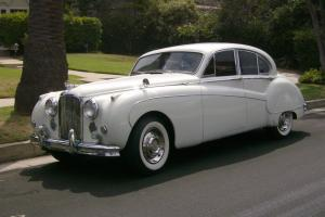 1959 JAGUAR MARK IX - DISCOUNTED - DAILY DRIVER - RESTORED - COMPLETE - COMPARE