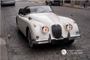 1960 Jaguar XK 150 DHC 3.8 L, Restored, Numbers Matching, CA Car Photo