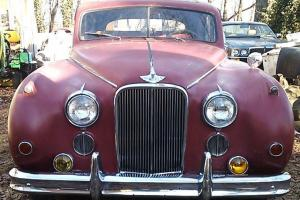 1954 jaguar MK 7 M, Saloon, stored since 1964, runs great, driven daily, rare !! Photo