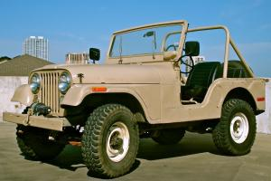 Jeep CJ5 1975 complete and ready to go with extras !