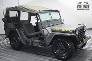 1966 Jeep Mutt M151A1 Full Frame Up Restoration RARE 4X4 Go Anywhere!
