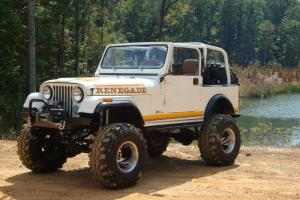 Jeep CJ CJ7 1981 Renegade Hard Top
