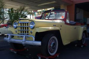 1949 Jeep JEEPSTER ********NO RESERVE***********
