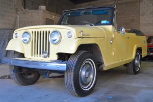 1969 Jeep Jeepster Commando Convertible Restored Excellent condition Automatic