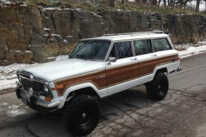 "Jeep Grand Wagoneer 4x4 Rebuilt Motor Super Clean 6"" Lift Free Shipping!!!"