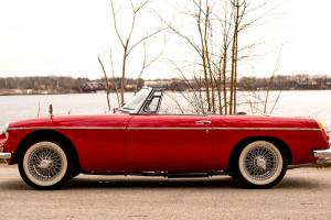 1964 MGB Mk1 OD Roadster Photo