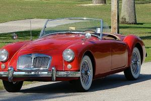 1959 MGA COLLECTIBLE ANTIQUE VEHICLE EXCELLENT CONDITION FOR MODELYEAR MUST SEE