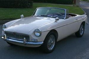 IMMACULATE & RESTORED - 1964  MG MGB Roadster - 1K MI Photo