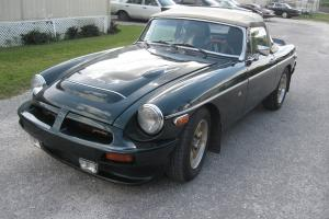 1976 MGB CONVERTIBLE, LOADED WITH OPTIONS