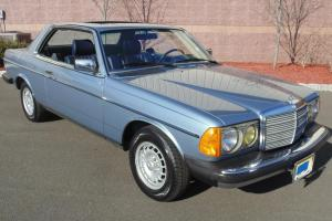 1985 Mercedes Benz 300CD Turbodiesel CLEAN CAR !!! MUST SEE !!!