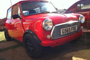 classic mini 1380 Absolutely no rust